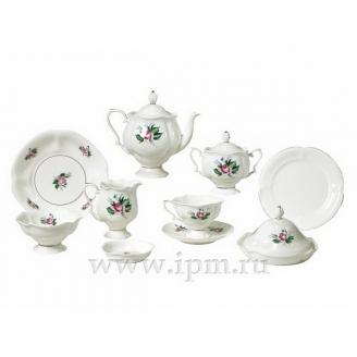 """Сервиз чайный """"Невеста"""" форма """"Наташа"""", 6 персон 23 предмета"""