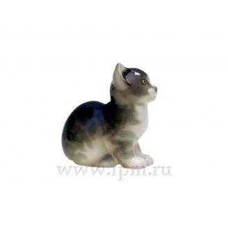"""Котенок Тишка"" скульптура"
