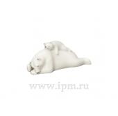 """""""Медведица с медвежонком"""" м.р. скульптура"""