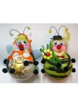 """Формовая игрушка """"Пчелка"""""""