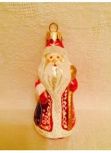"""Формовая игрушка """"Дед Мороз"""""""