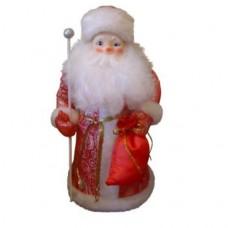 """Кукла новогодняя """"Дед Мороз Боярский"""" Н=43см"""