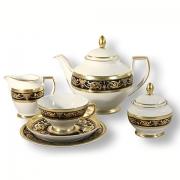 Чайные и кофейные сервизы (костяной фарфор)